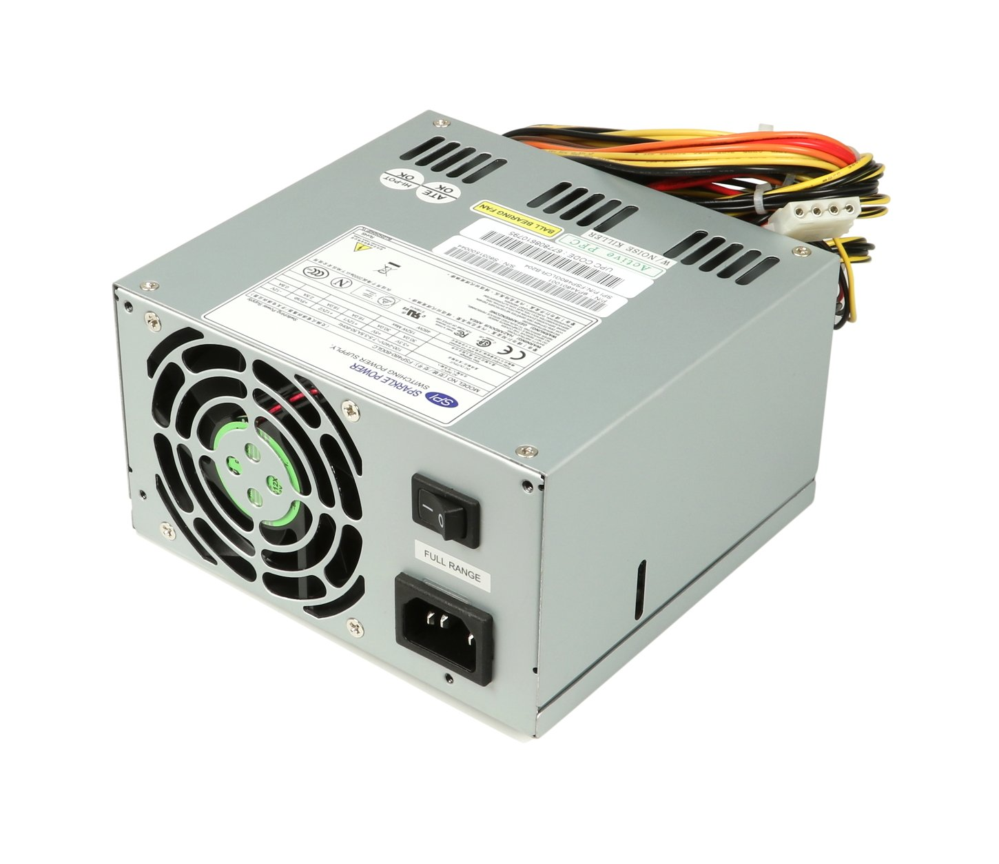 Power Supply for Road Hog