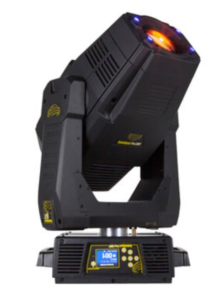 320W LED Moving Head Spot Fixture with Roadcase