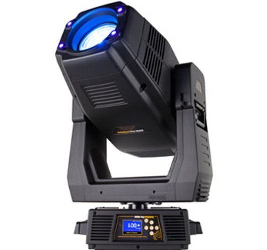 High End Systems SolaFrame 1500 400 Watt LED Moving Spot Fixture with Case SOLAFRAME-1500