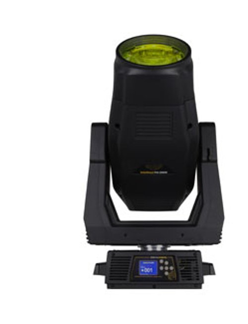 600 Watt LED Moving Hybrid Fixture with Case