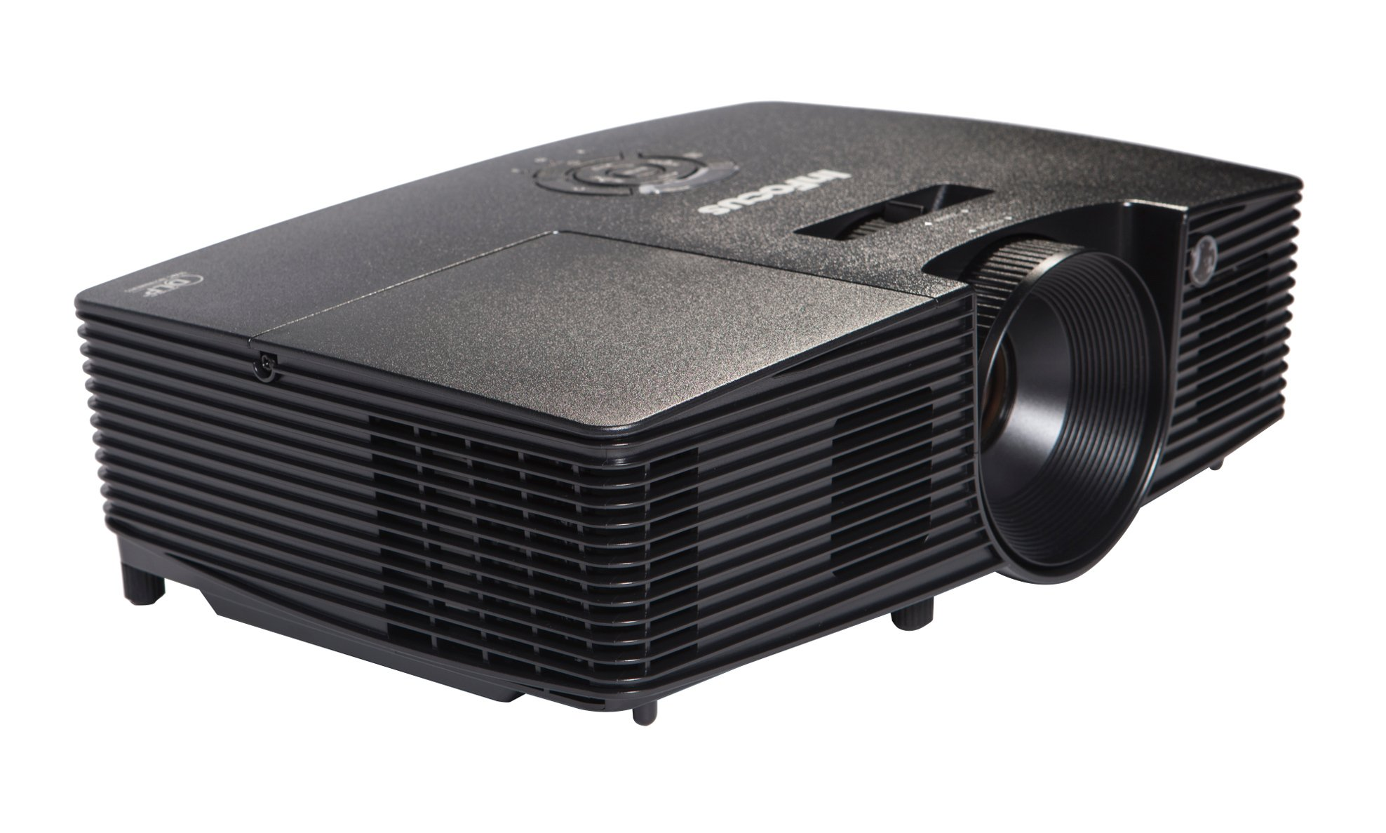3400 Lumen WXGA DLP 3D Projector with Manual Zoom Lens