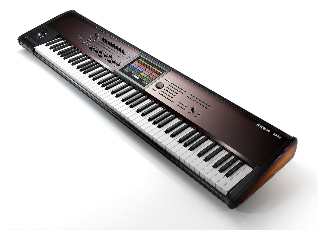 Korg KRONOS2LS88 88-Key Synthesizer Music Workstation With Semi
