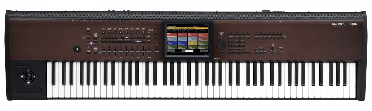 Korg KRONOS2LS88 88-Key Synthesizer Music Workstation With