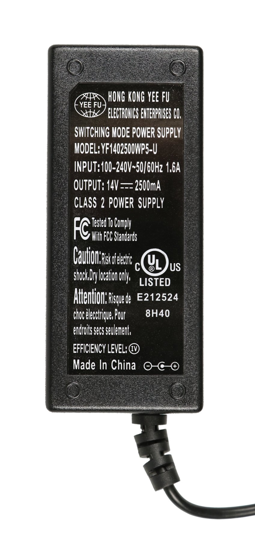 Power Supply for UHF-8800