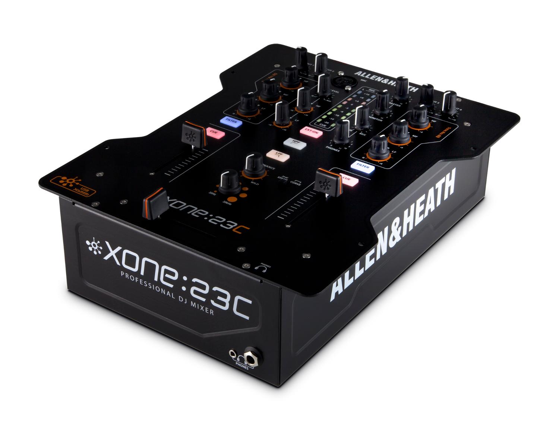 23C DJ Mixer with K1 DJ MIDI Controller