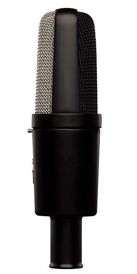 Large Diaphragm Brass Capsule Condenser Microphone