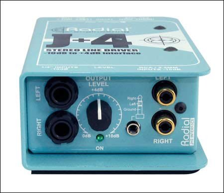 Active Stereo Interface