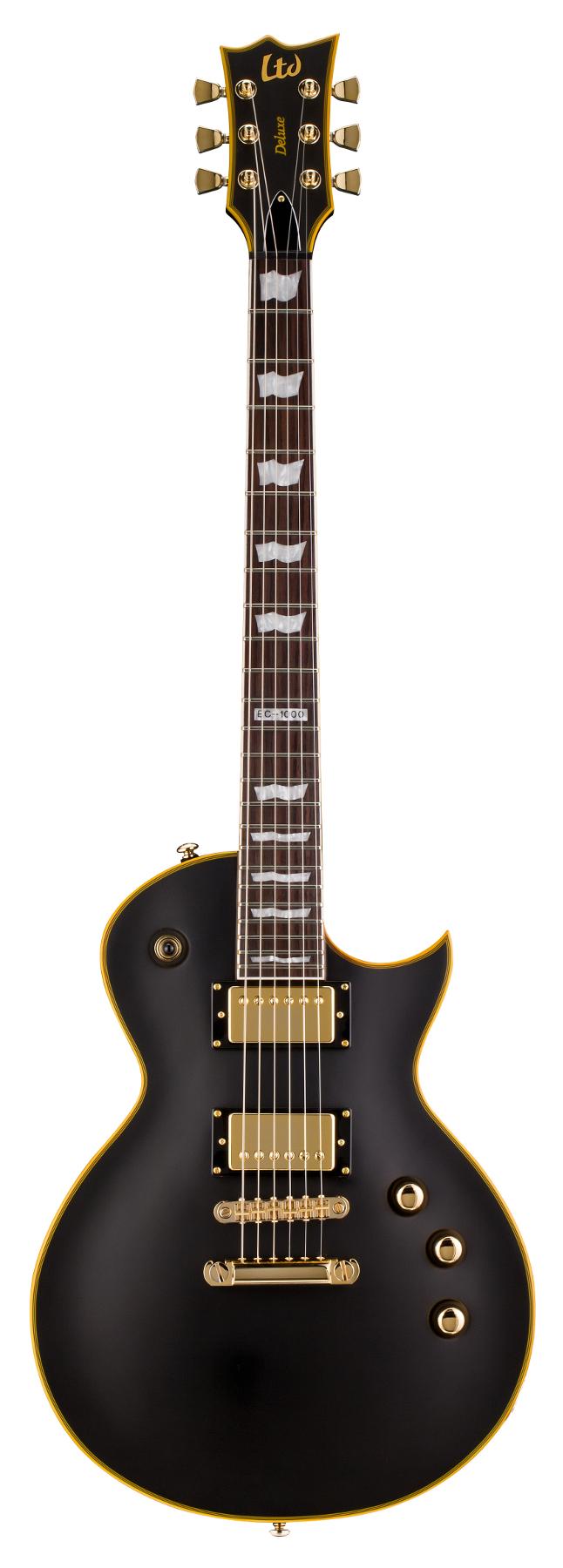Electric Guitar, Vintage Black