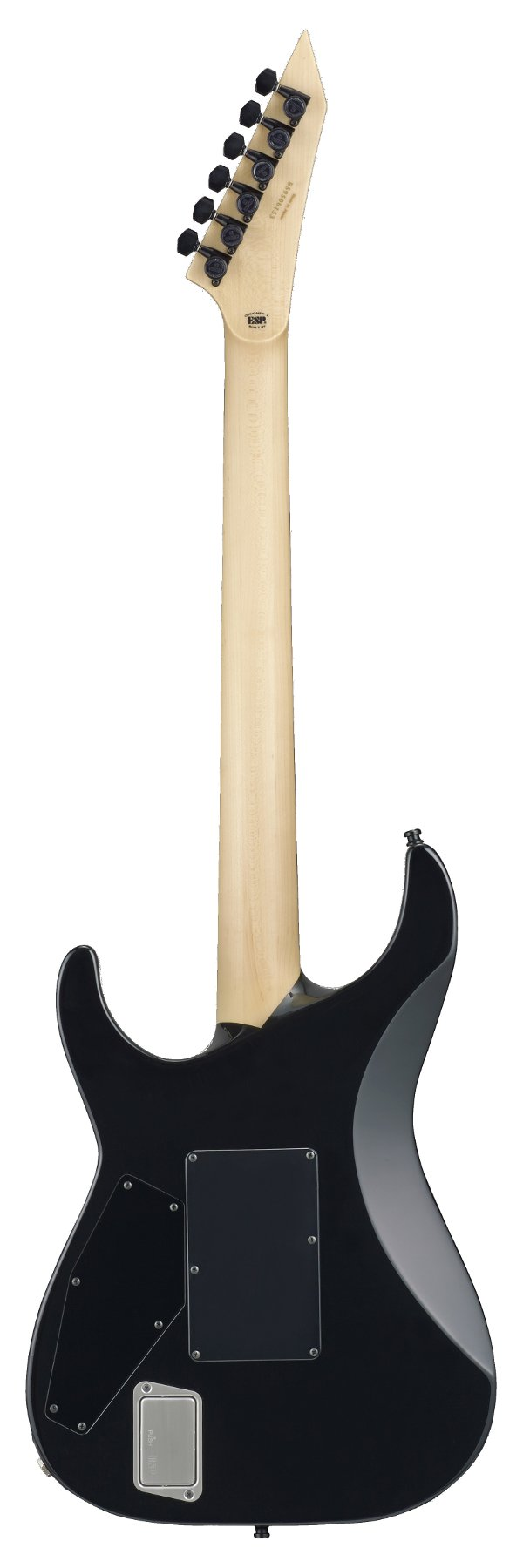 Electric Guitar, Black