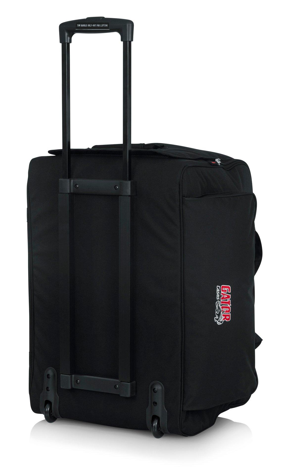 """Gator Cases GPA-712LG Rolling Bag for Large Format 12"""" Speaker GPA-712LG"""