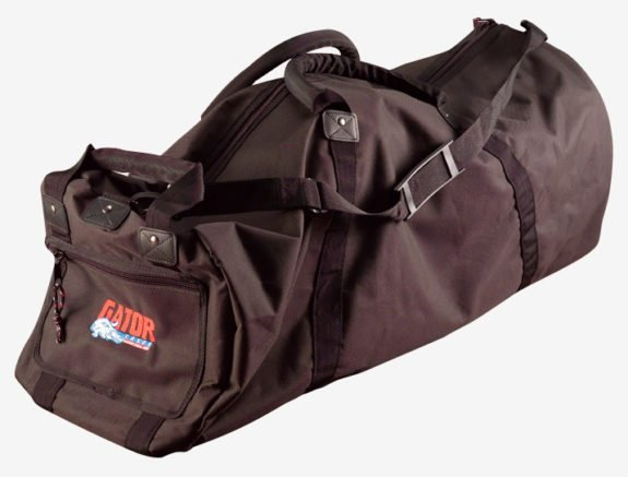 "14"" x 36"" Drum Hardware Bag with Wheels"