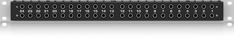 Patchbay, 3-Mode Multi-Function