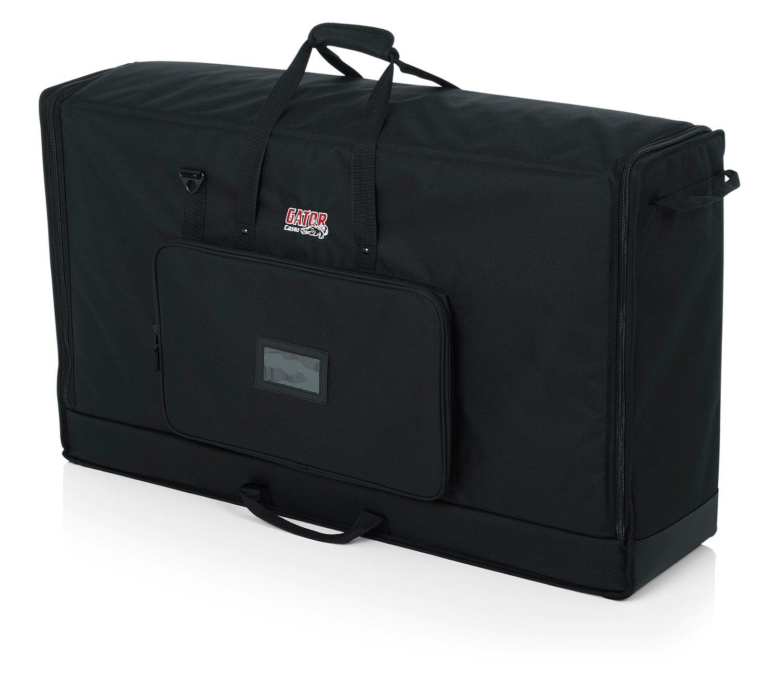 Large Padded Dual LCD Tote Bag