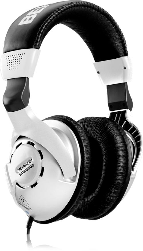 High-Performance, Studio Headphones