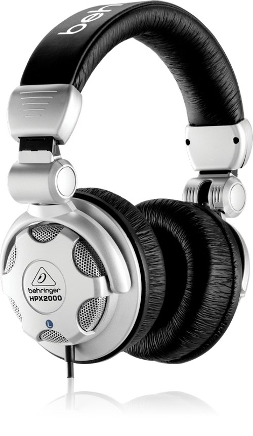 High-Definition DJ Headphones