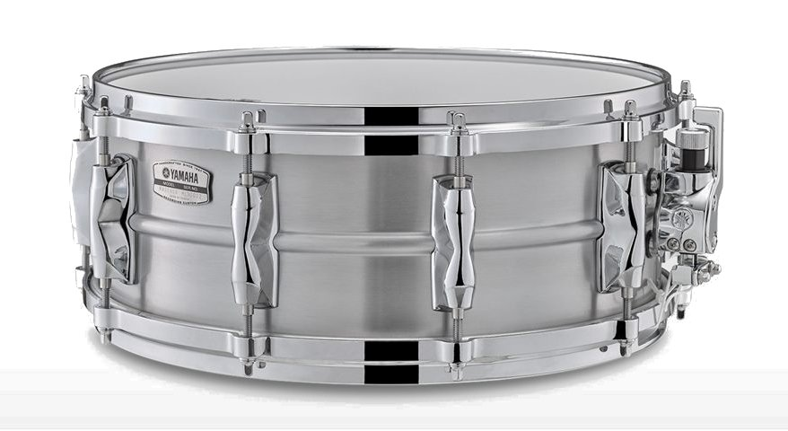 "Yamaha RAS1465 14""x6.5"" Recording Custom Aluminum Snare Drum RAS-1465"