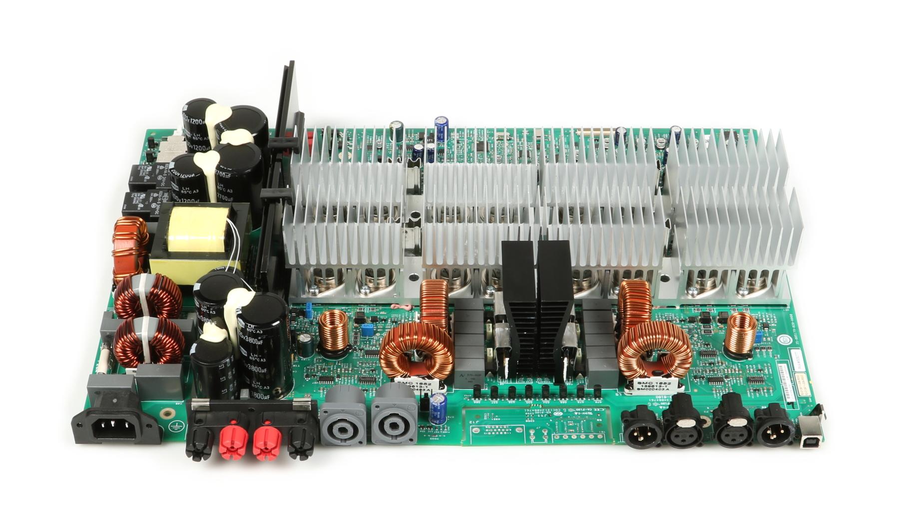 XTi 2000 Amp PCB Assembly