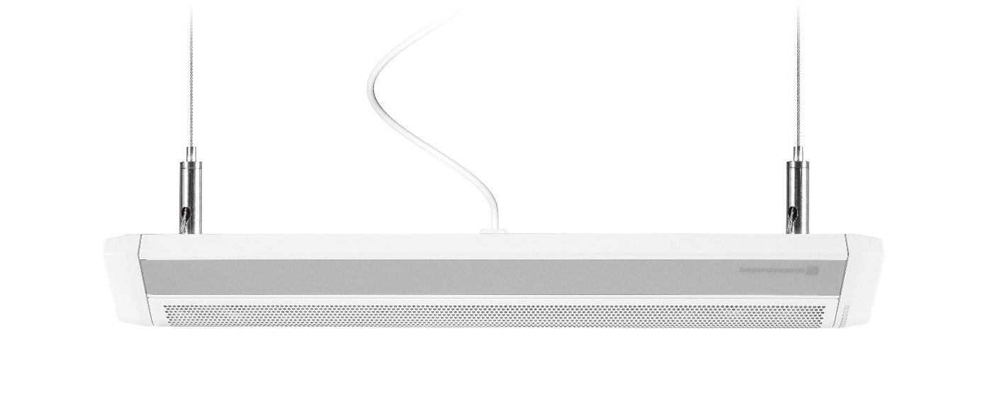 Beyerdynamic MPR 210 Ceiling Revoluto Ceiling Array Microphone, White MPR210-CEILING
