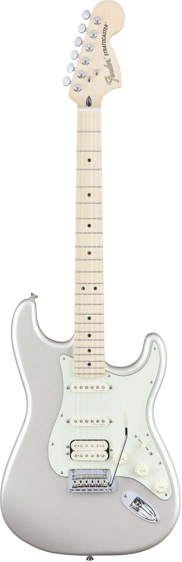 Fender Deluxe Stratocaster HSS Electric Guitar, Maple Neck STRAT-DLX-HSS-MN
