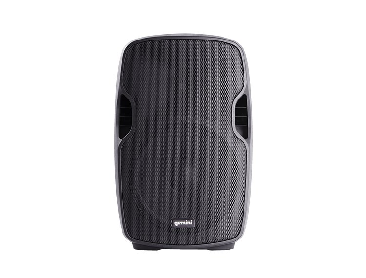 "Gemini AS-10P [RESTOCK ITEM] 2-Way Active PA Speaker with 10"" LF Driver AS-10P-RST-01"