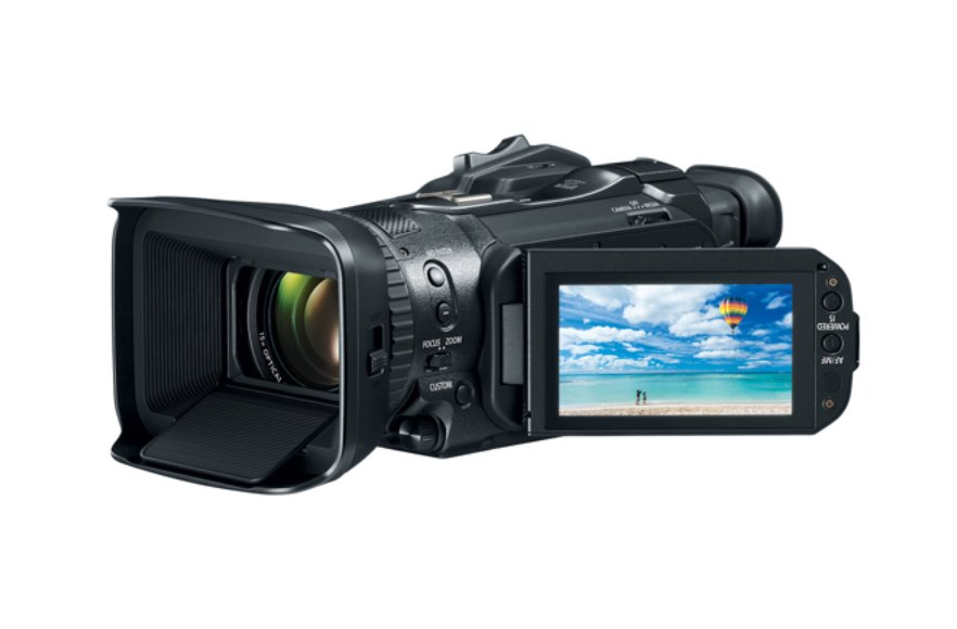 "Canon VIXIA GX10 4K UHD Consumer Camcorder with 1"" CMOS Sensor and 15x Optical Zoom GX10"