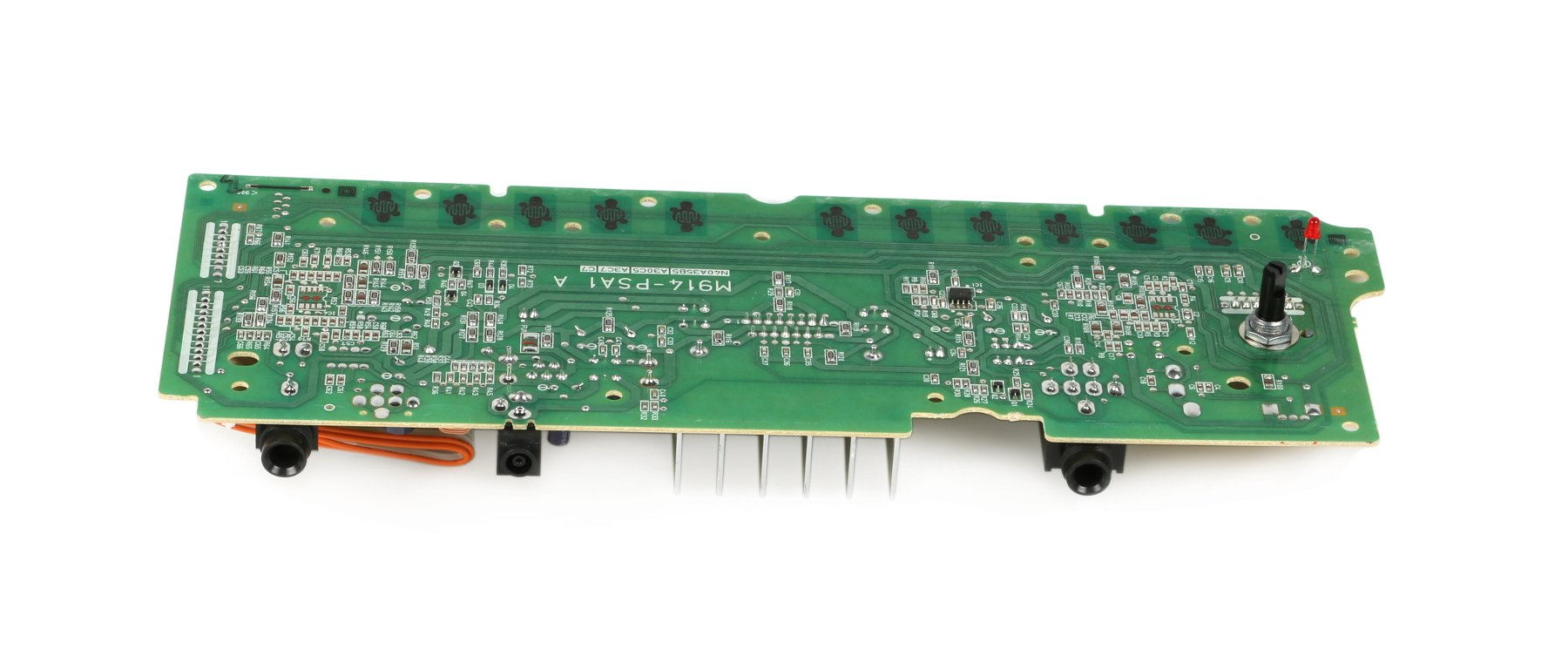 Casio 10399370  Power PCB for CDP-120 and CDP-130 10399370