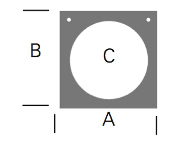 Mainframe, Mini Strip 2 Hole