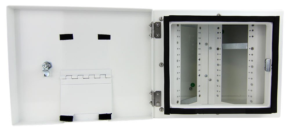 Surface Mount Outdoor Wall Box using an FL-500P Back Box