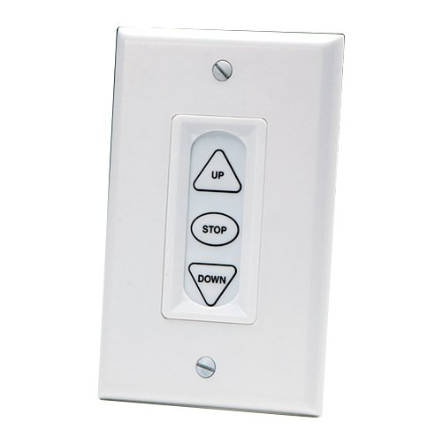 3-Button Low Voltage Control