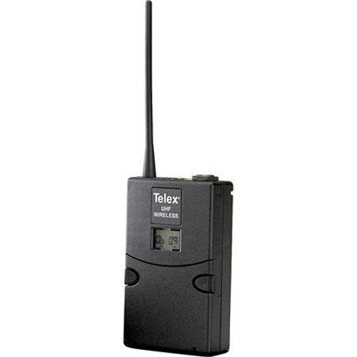 Bodypack Transmitter for Telex FMR-500 Series, A-Band
