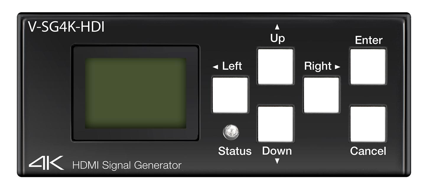 4K/UHD HDMI Signal Generator