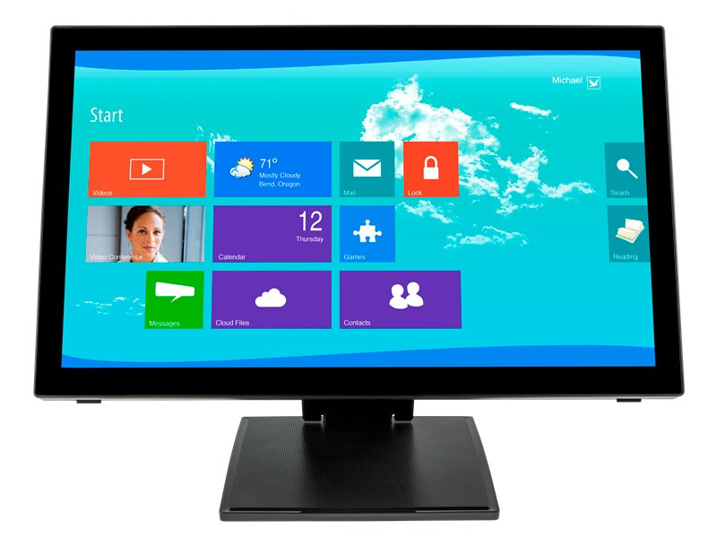 "21.5"" 16:9 Multi-Touch LCD Monitor"