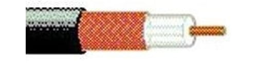RG-8X 16 AWG Stranded Wire, 500 ft