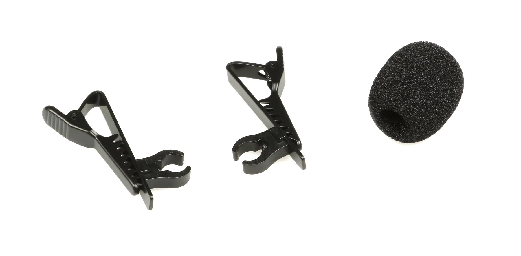Windscreen and Mic Clip Kit for CVL