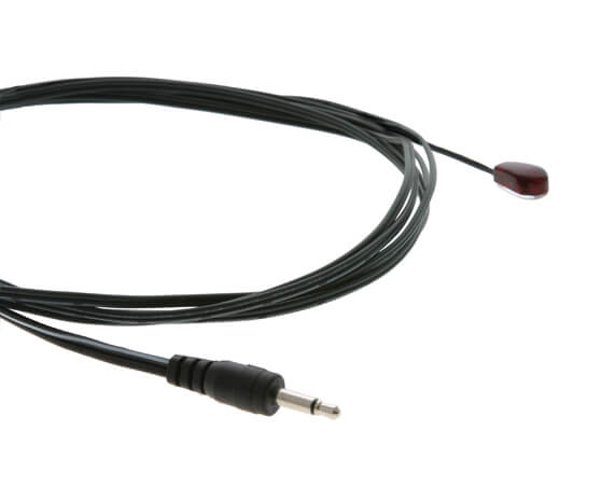 Kramer C-A35/IRE-10 Infrared Emitter - 3.5mm M to IR Emitter Cable (10 ft.) C-A35M/IRE10