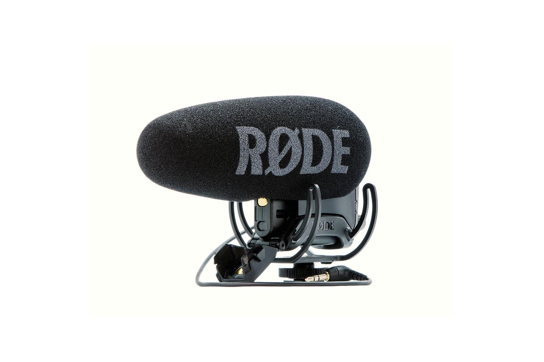 Rode VideoMic Pro+ Directional On-Camera Mic with Rycote Lyre Shockmount VIDEOMIC-PRO-R+