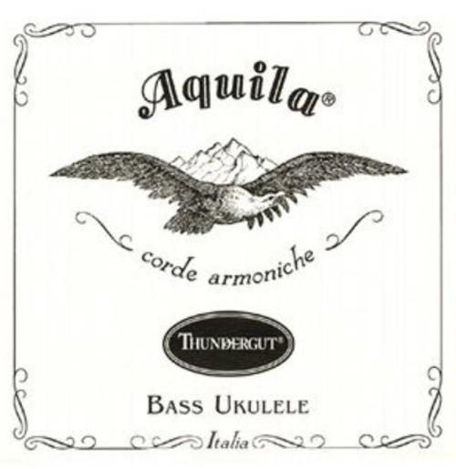 Aquilla Thundergut Strings for 4-String Bass Ukeleles