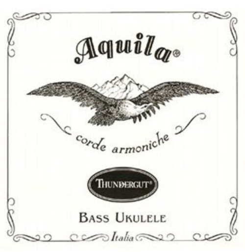 Aquilla Thundergut Strings for 5-String Bass Ukeleles