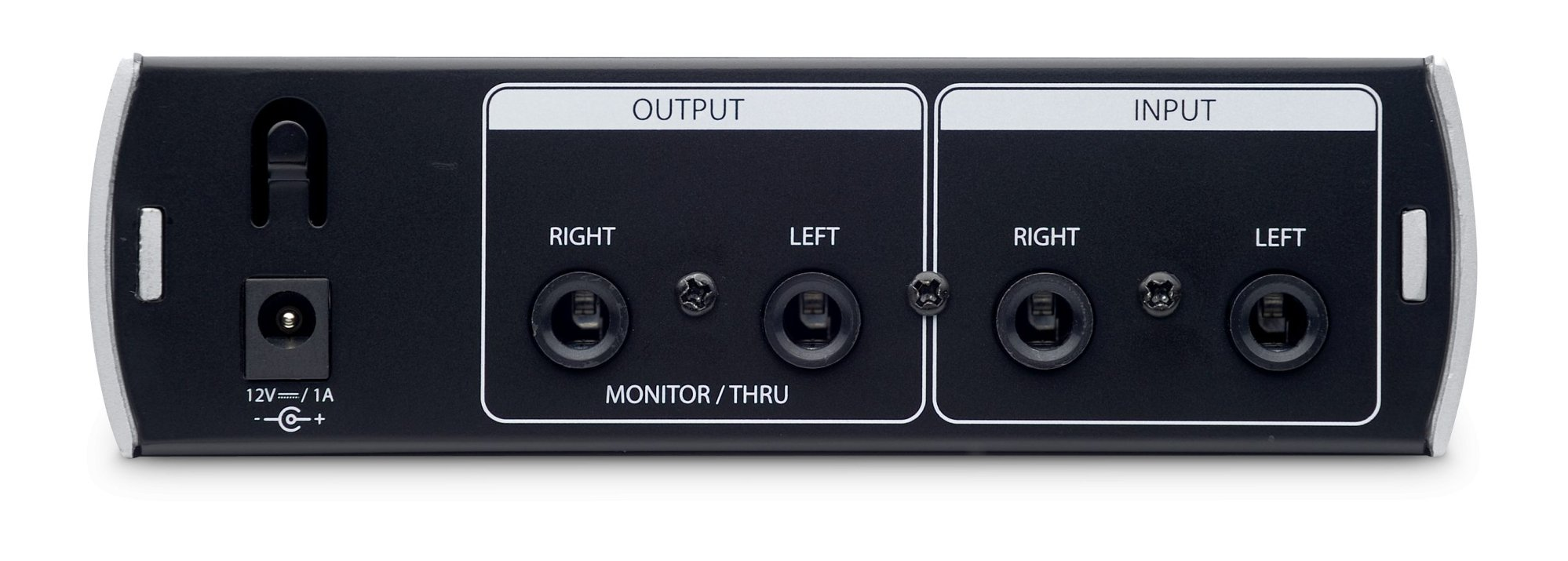 Compact 4-Channel Headphone Amplifier