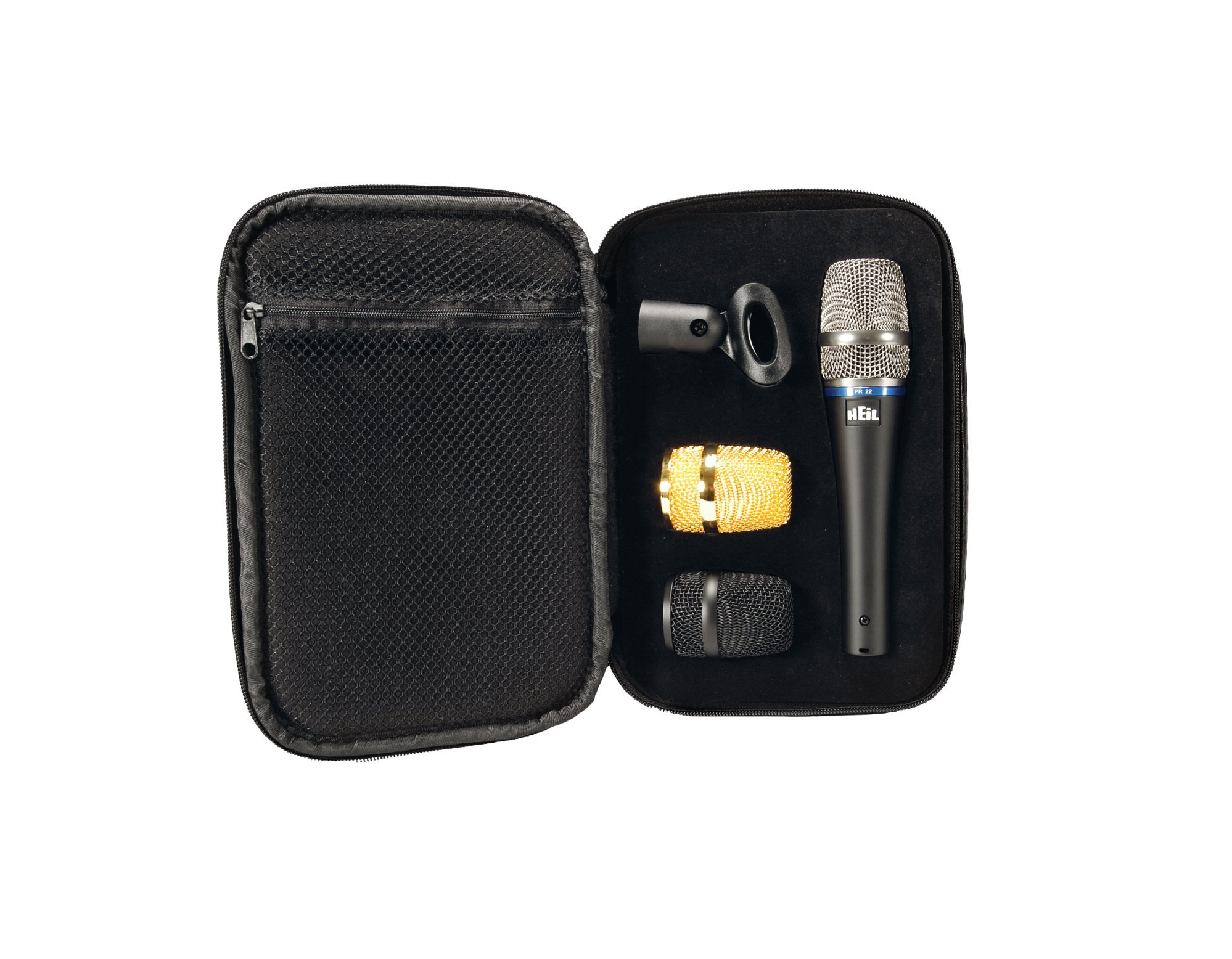 Large Diaphragm, Low Noise Dynamic Microphone