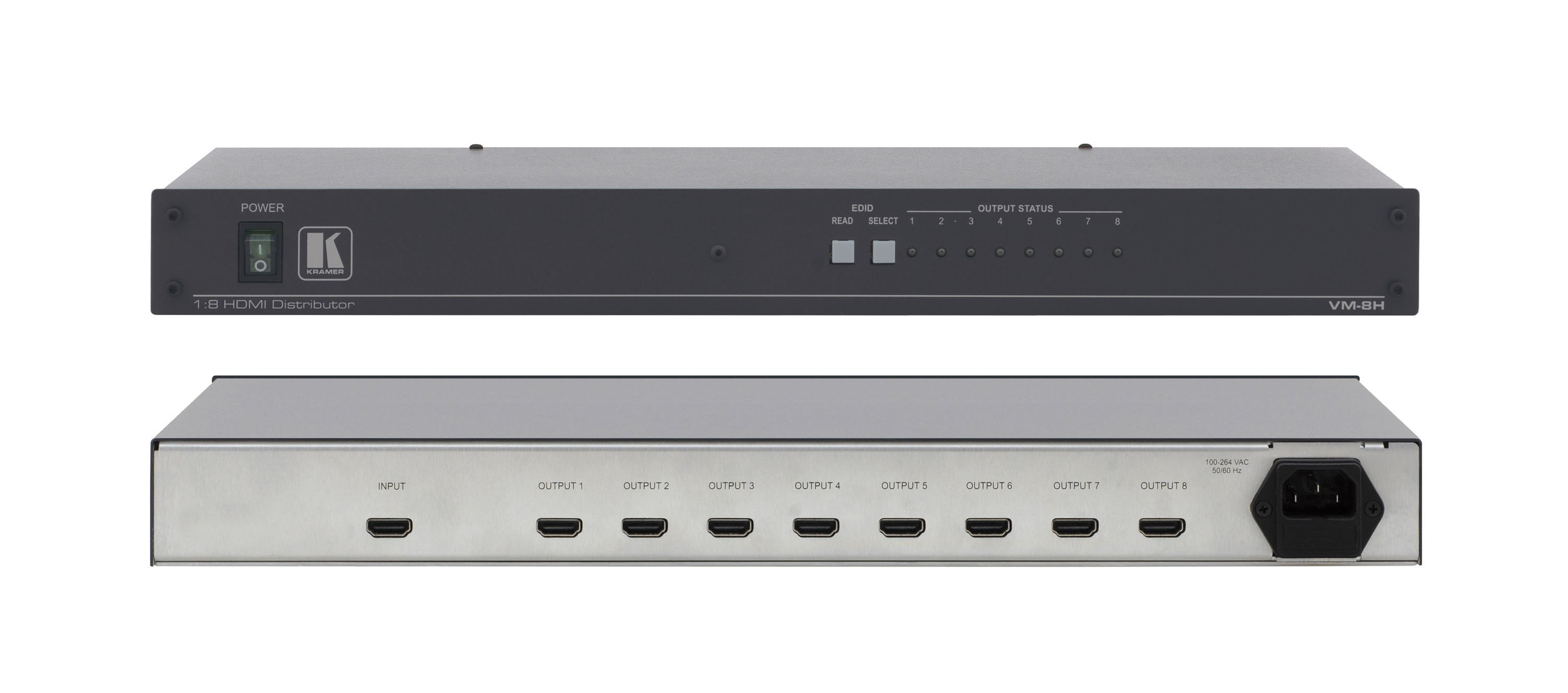 Kramer VM8H 1:8 HDMI Distribution Amplifier VM8H