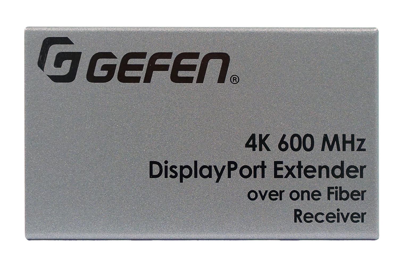 4K 600MHz DisplayPort Extender Kit over Multimode Fiber