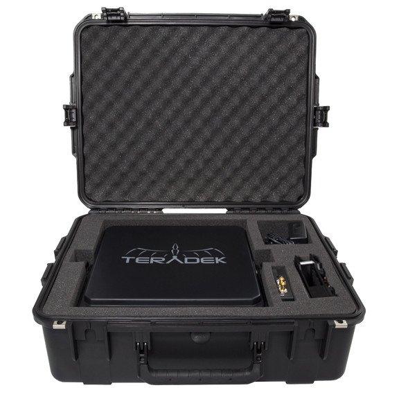 Teradek Bolt 1000 Deluxe Kit SDI/HDMI Wireless Video Transceiver Set with Receiver V Mount Included TER-10-0965-1V