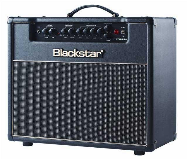 blackstar amps ht studio 20 restock item 20 watt 1x12 tube combo guitar amplifier full compass. Black Bedroom Furniture Sets. Home Design Ideas