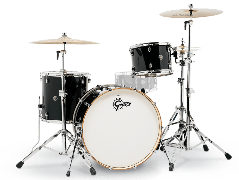 "Catalina Club Rock 3-Piece Shell Pack with 24"" Bass Drum"