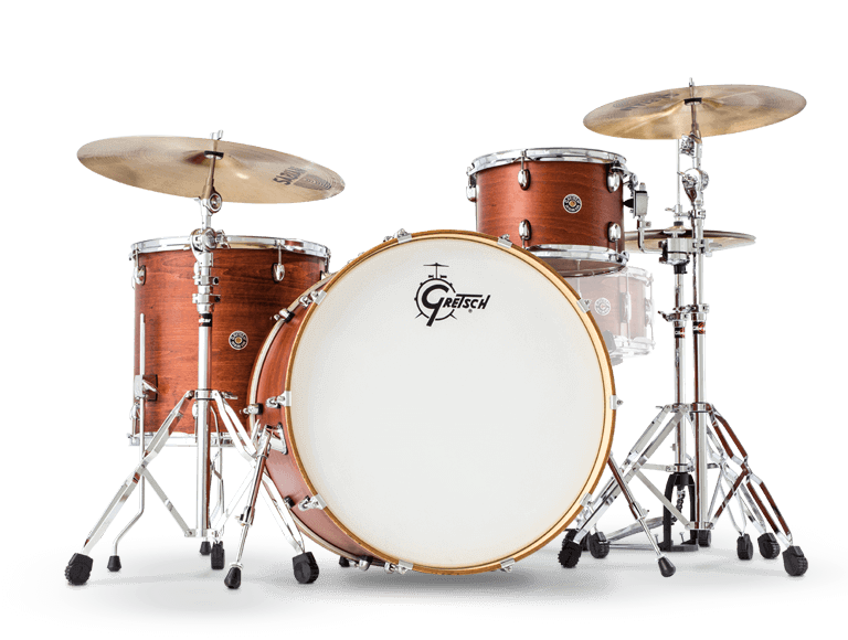 "Gretsch Drums CT1-R443C Catalina Club Rock 3-Piece Shell Pack with 24"" Bass Drum CT1-R443C"