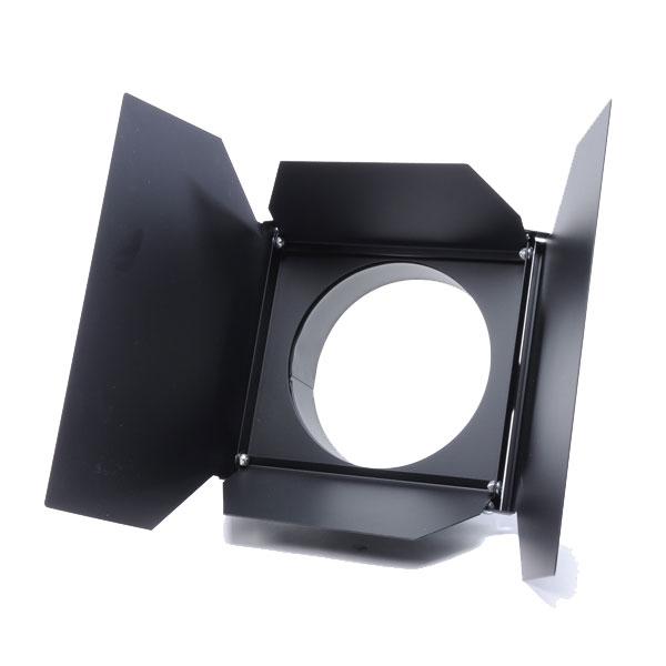 Etc 400bd 75 4 Leaf Barndoor For Source Four Fresnel Par And Parnel Full Compass