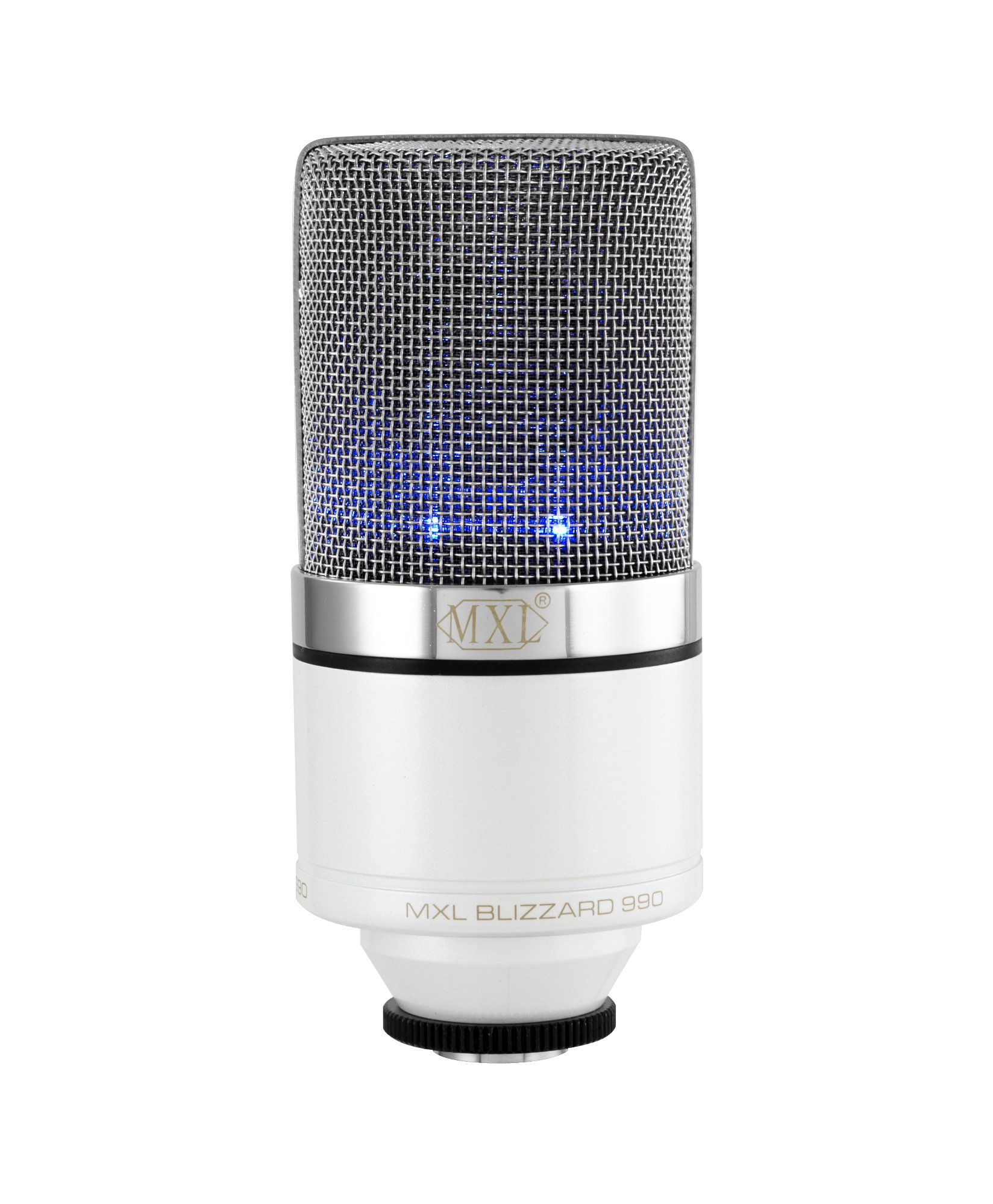 Side Address Condenser Microphone with Blue LED *Limited Edition*