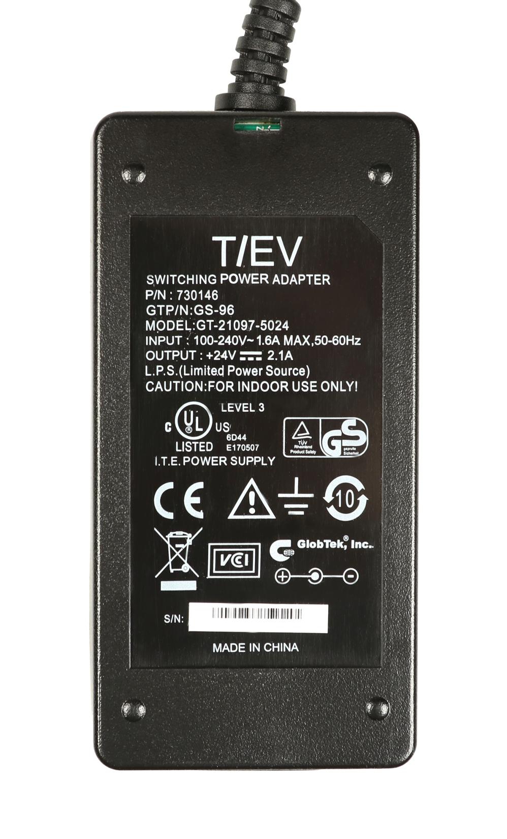 Telex F.01U.110.310 BTR-800 AC Adapter F.01U.110.310