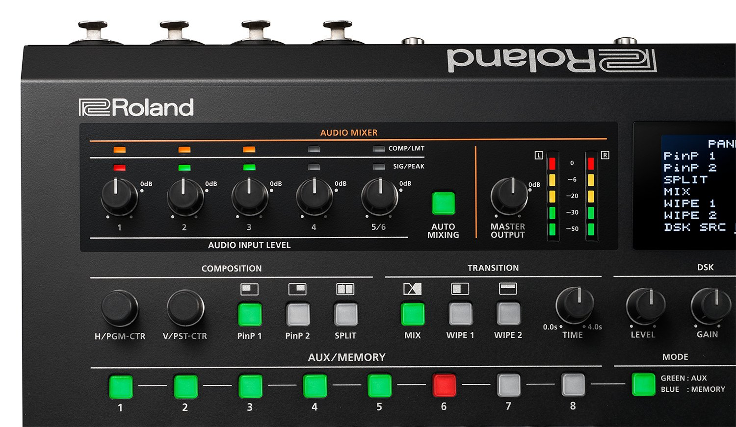 Roland V-60HD Multi-Format HD Video Switcher | Full Compass Systems
